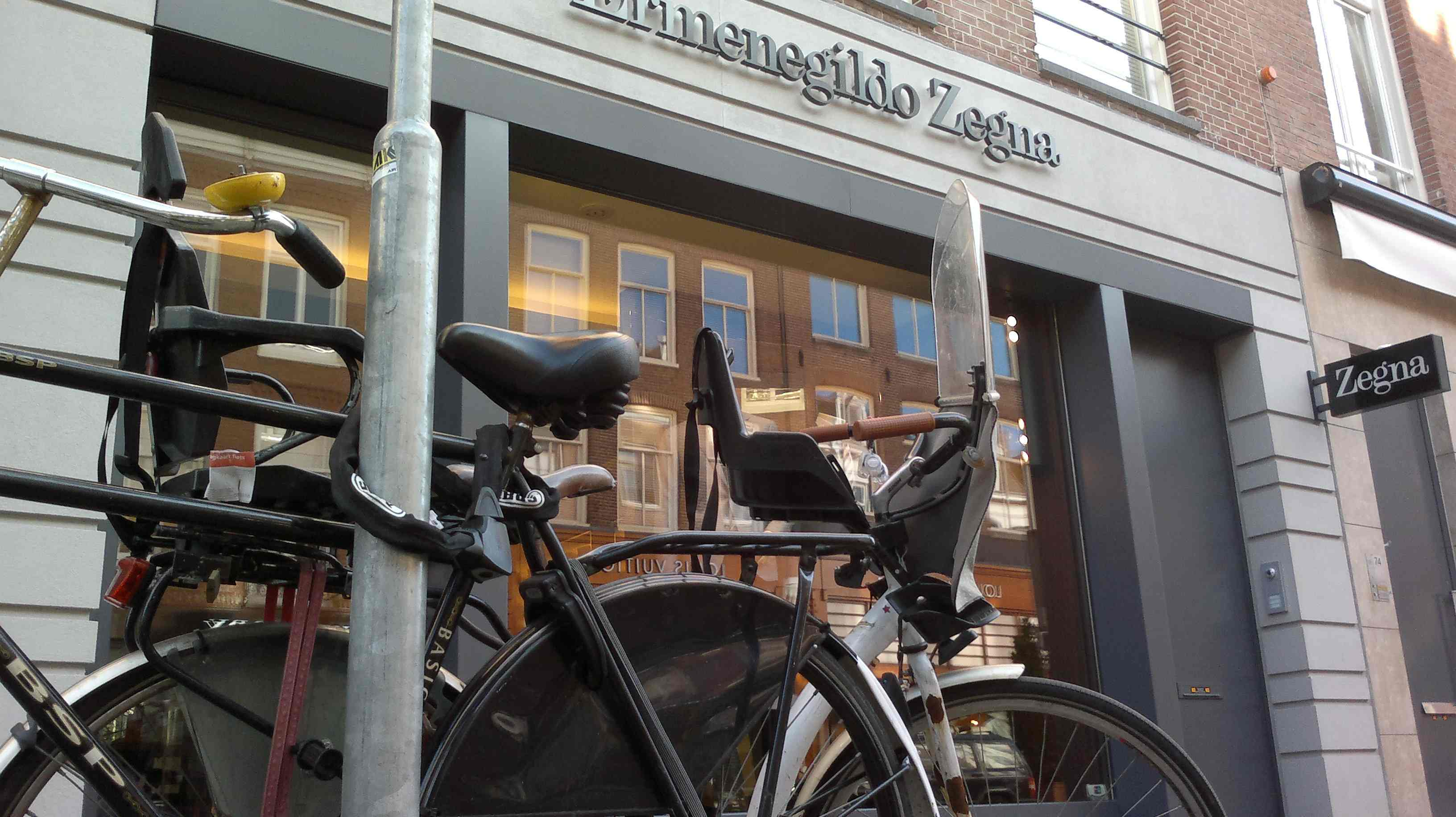 omabikes and Zegna